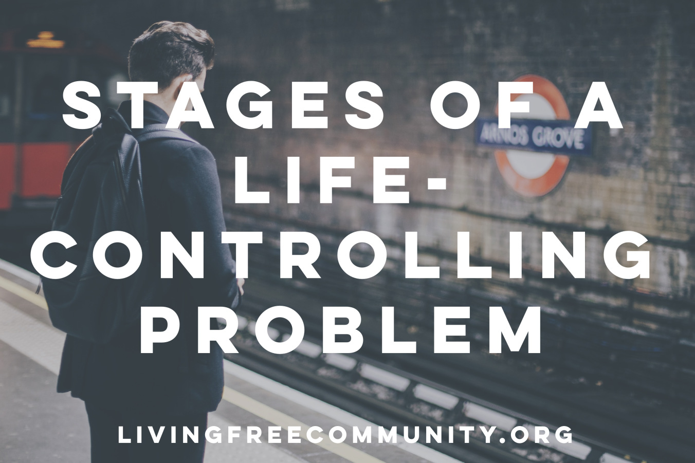 Stages of a Life-Controlling Problem